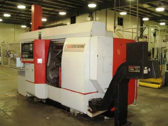 EMCO-MAIER-Emco-Turn-465MC-6-Axis-CNC-Turning-Center