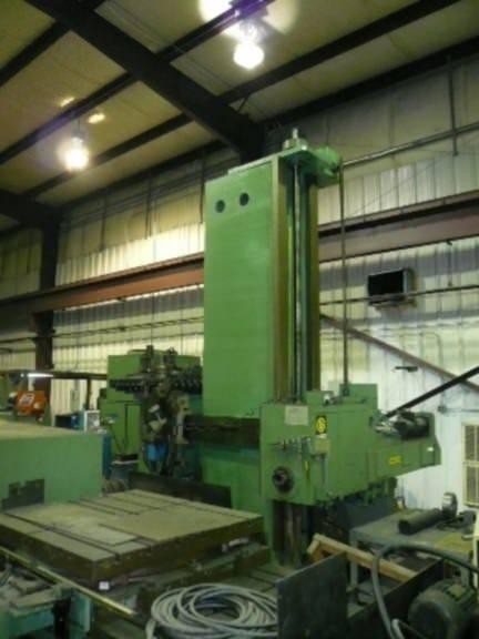5-Giddings-&-Lewis-PC-50-CNC-Table-Type-Horizontal-Boring-Mill