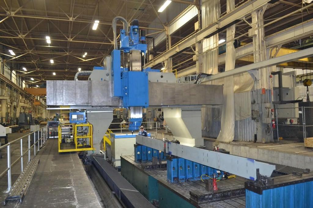 Ingersoll-Masterhead-5-Axis-Travelling-Gantry-Milling-Machine