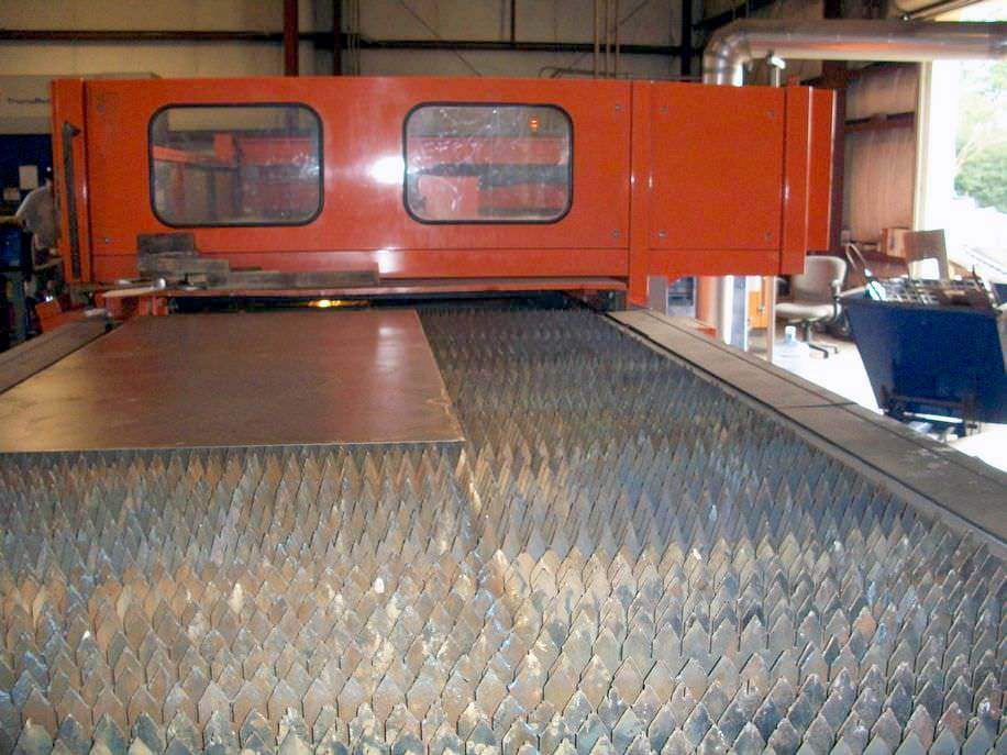 Bystronic-4000-Watt-Bystar-4020-CNC-Laser