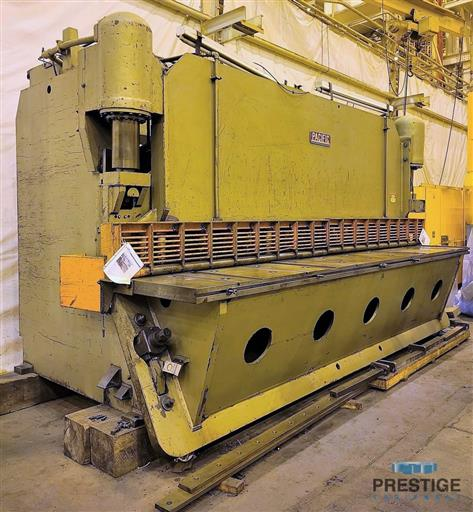 PACIFIC-500R16-1-2-x-16-Hydraulic-Squaring-Shear