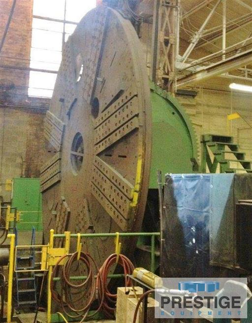 JENNINGS-150000-Lbs-Gear-Driven-Welding-Positioner