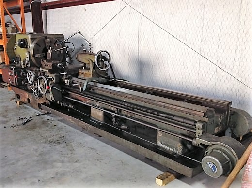 25-x-118.11-Dean-Smith-&-Grace-25P-Oil-Country-Hollow-Spindle-Lathe