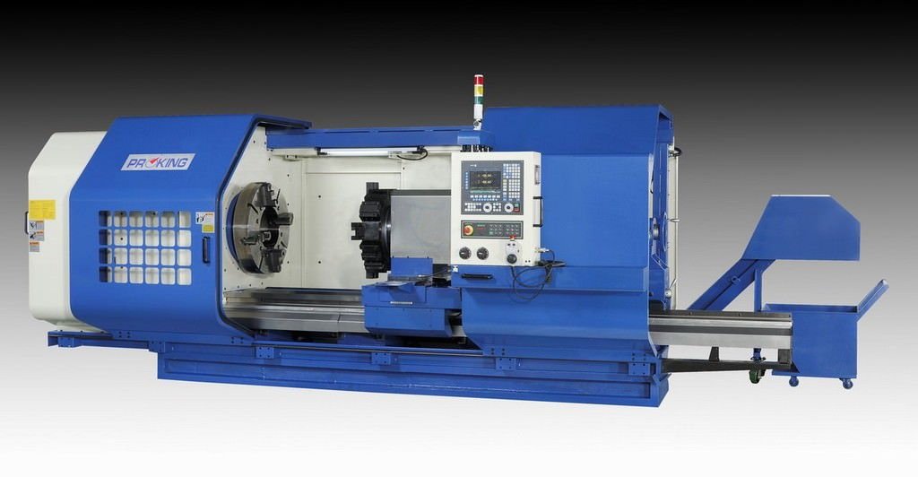 PRO-King-LD4012060-39.7-x-236-CNC-Lathe-With-12.5-Spindle-Bore