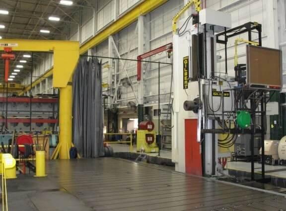Cincinnati-Gilbert-6-CNC-Floor-Type-Horizontal-Boring-Mill