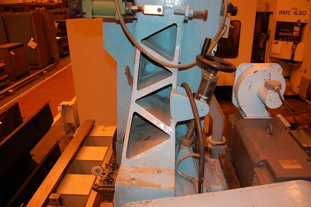 SAFOP Leonard 40R CNC Combination Roll Lathe & Grinder - Lathes Flat