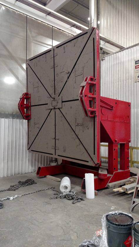 60000-lb.-Aronson-HD600-Welding-Positioner