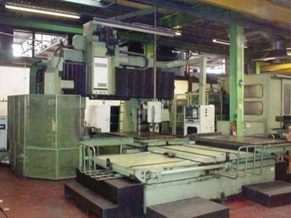 OKUMA-MCV-A-Double-Column-CNC-Vertical-Machining-Center