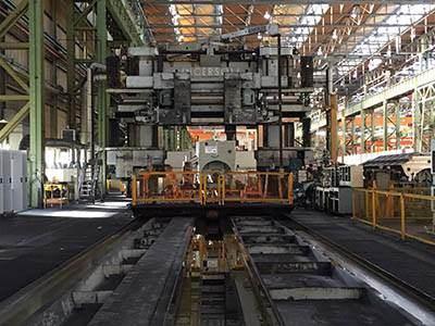 Ingersoll-Double-Column-Planer-Mill