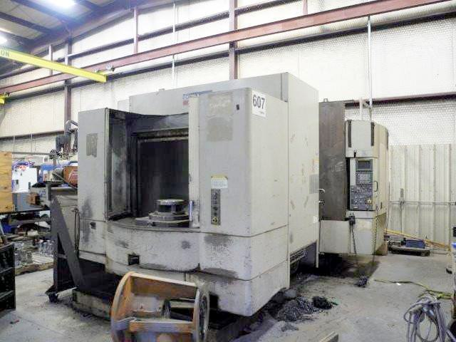 Okuma-Howa-Millac-630H-CNC-Horizontal-Machining-Center