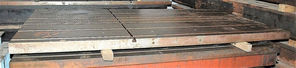 78-x-142-x-4.5-Solid-Steel-T-Slotted-Machining-Table
