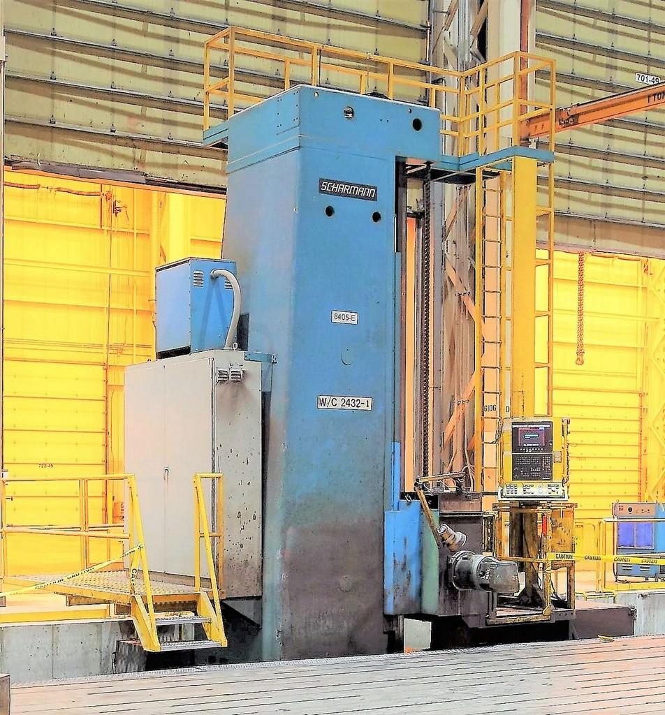 5.9-Scharmann-Heavycut-2-WFT-150-CNC-Travelling-Column-Horiz.-Boring-Mill