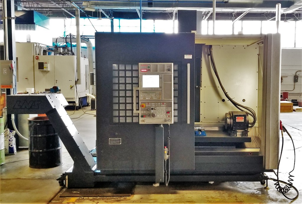 DMG-MORI-Dura-Vertical-1035-4-Axis-CNC-Vertical-Machining-Center