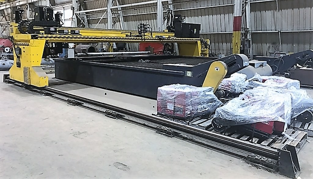 Esab-Avenger-3-Heavy-Duty-Gantry-Plate-Cutting-System
