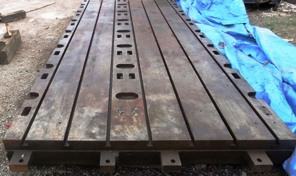 84-x-192-x-9-T-Slotted-Floor-Plate