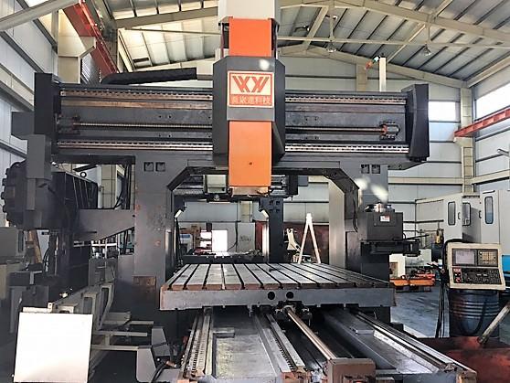 VTEC-NF-4233AC-5-Face-Double-Column-Bridge-Mill