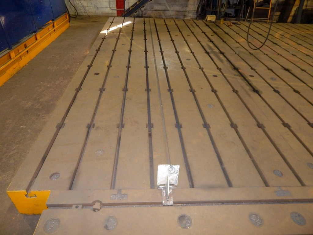 (2)-240-x-96-T-Slotted-Cast-Iron-Floor-Plate