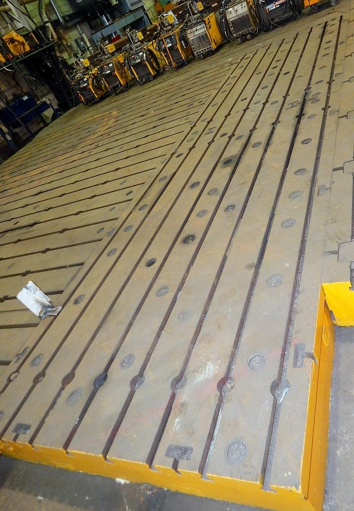 (2)-137-x-78.75-T-Slotted-Cast-Iron-Floor-Plates