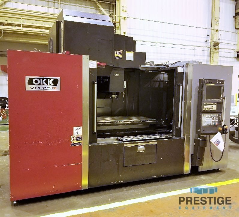 OKK-VM-76R-CNC-Vertical-Machining-Center