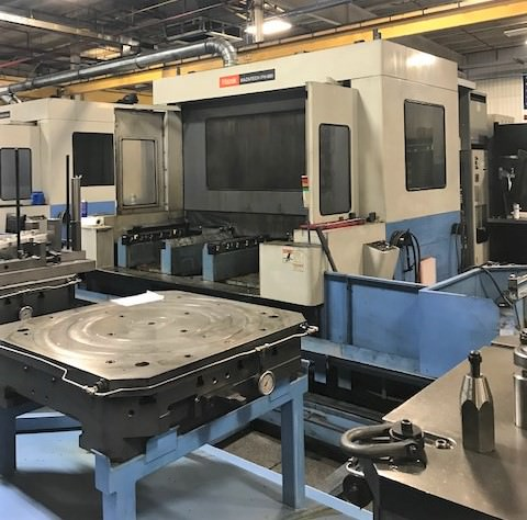 Mazak-FH-8800-CNC-Horizontal-Machining-Center-Cell