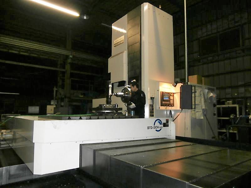 Toshiba-BTD-130H.R22-CNC-Table-Type-Horizontal-Boring-Mill