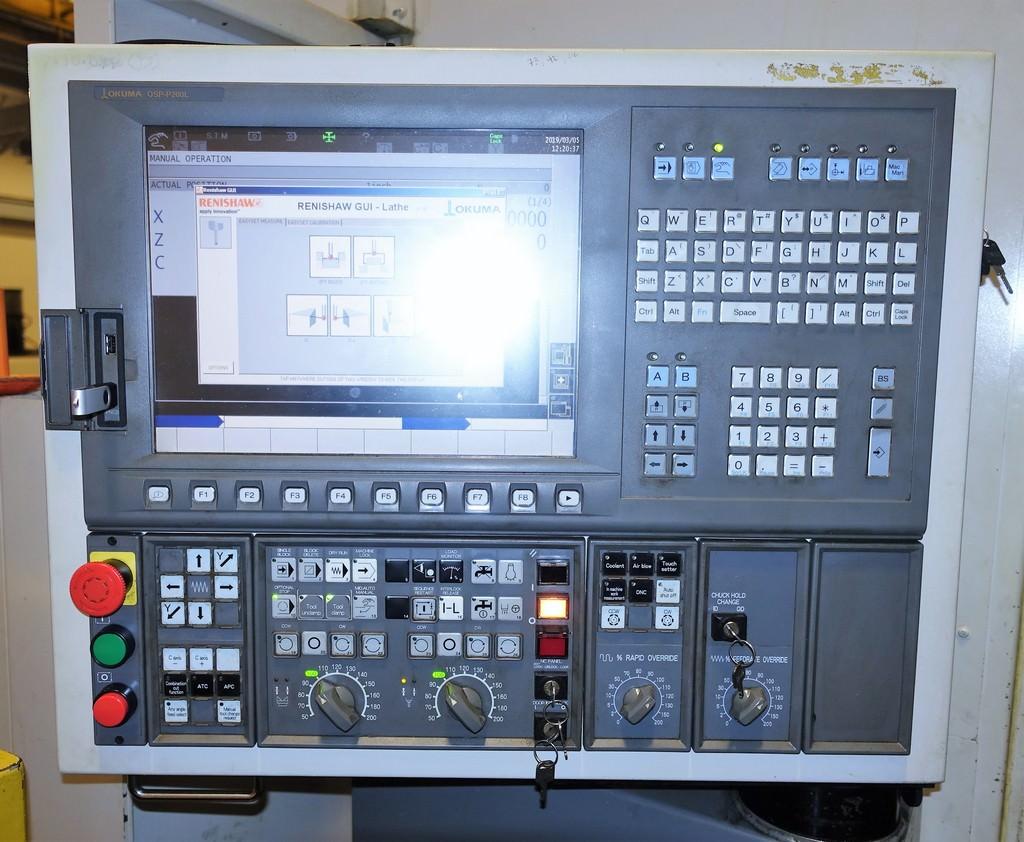 Okuma VTM-120YB 49