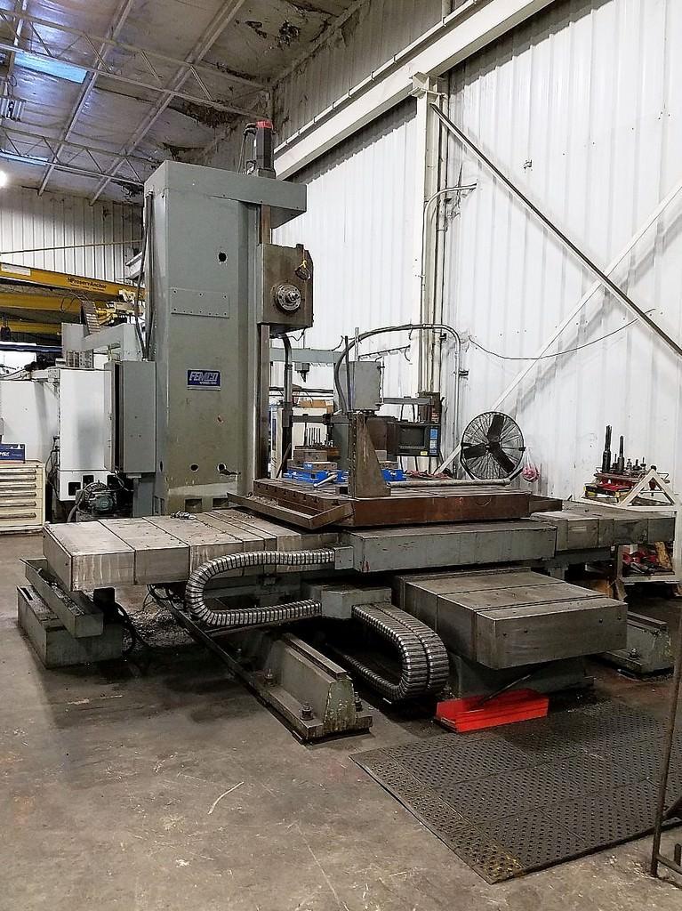 FEMCO-3.94-WBMC-100-CNC-Table-Type-Horizontal-Boring-Mill