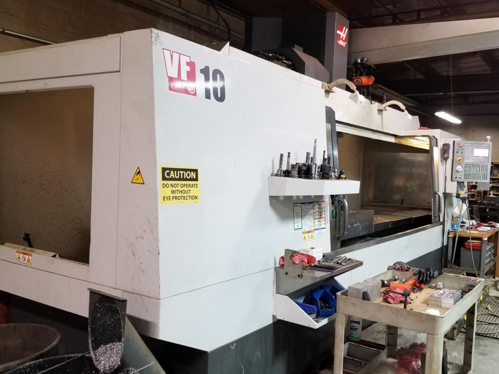 HAAS-VF-10-40-Vertical-Machining-Center