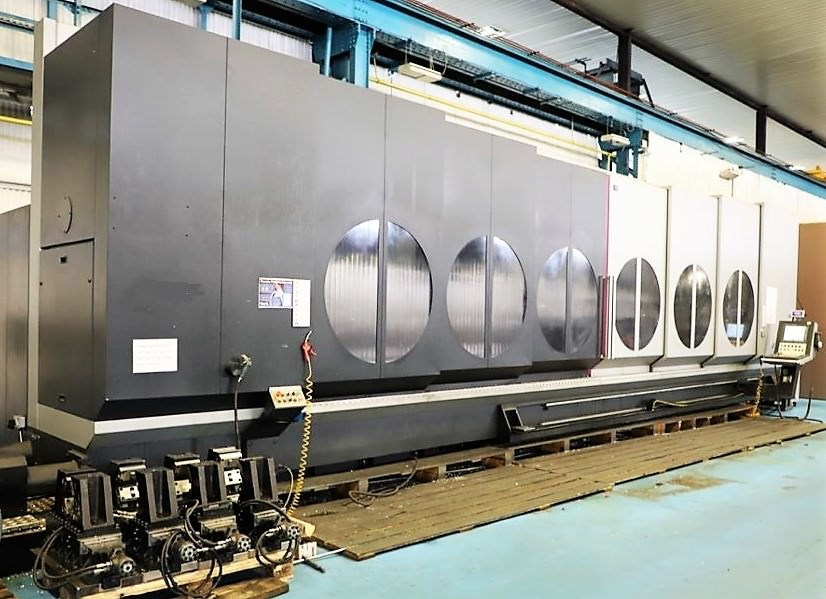 Ibarmia-Extreme-ZVH55-L8000-Universal-CNC-Machining-Center