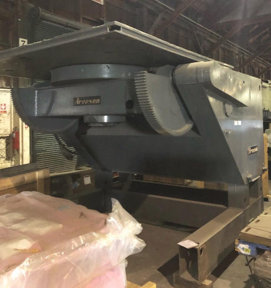 70000-Lb.-Aronson-Gear-Driven-Welding-Positioner
