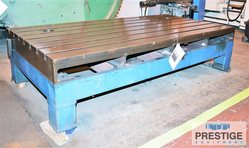 120-x-60-T-Slotted-Welding-Table