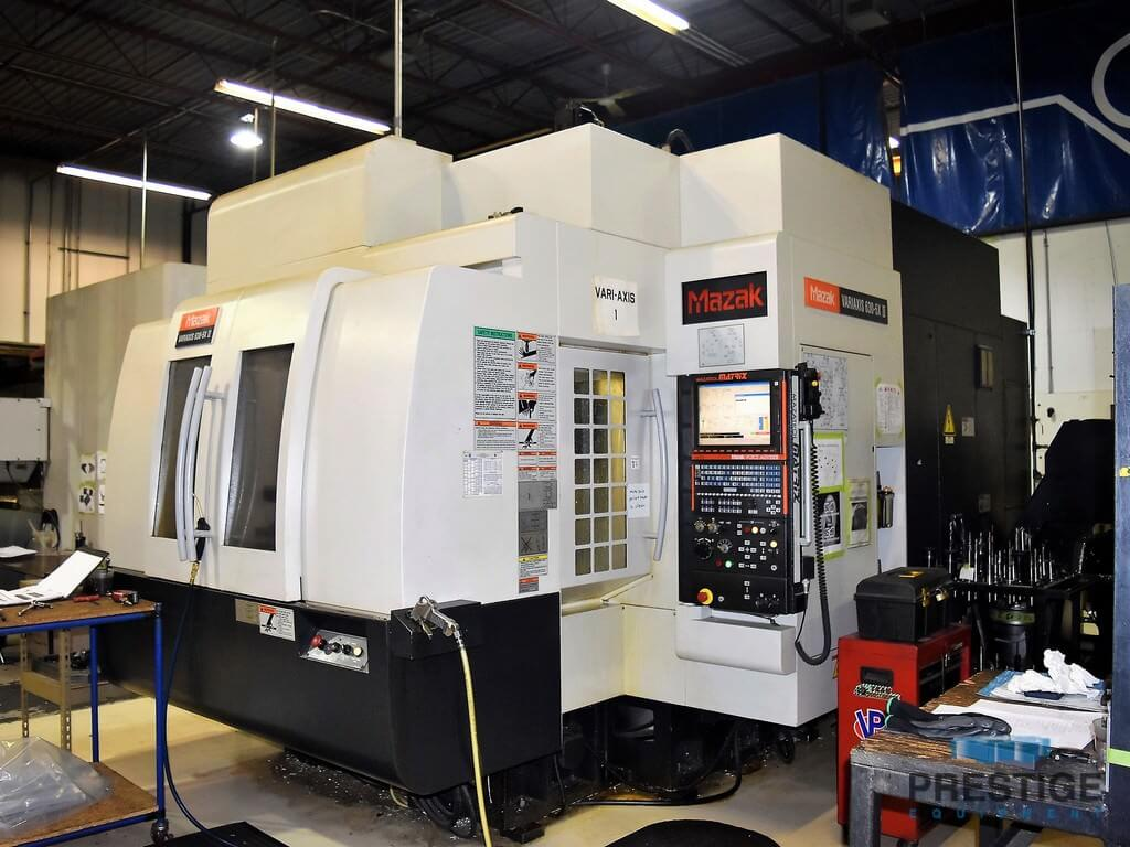 MAZAK-Variaxis-630-5X-2-CNC-Vertical-Machining-Center