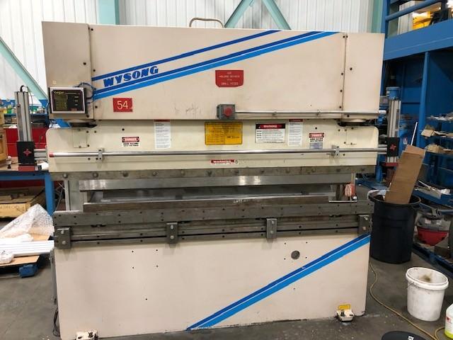WYSONG-MTH-60-96-60-Ton-x-8-2-Axis-CNC-Hydraulic-Press-Brake