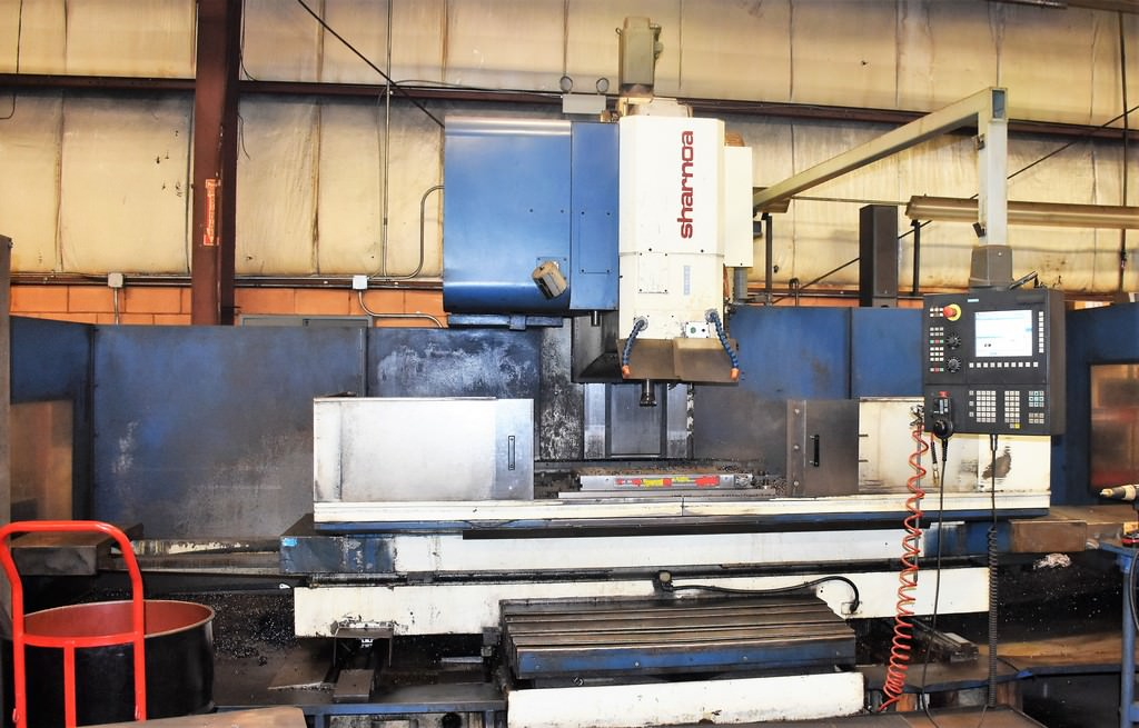 Sharnoa-HPM-85-CNC-Vertical-Machining-Center