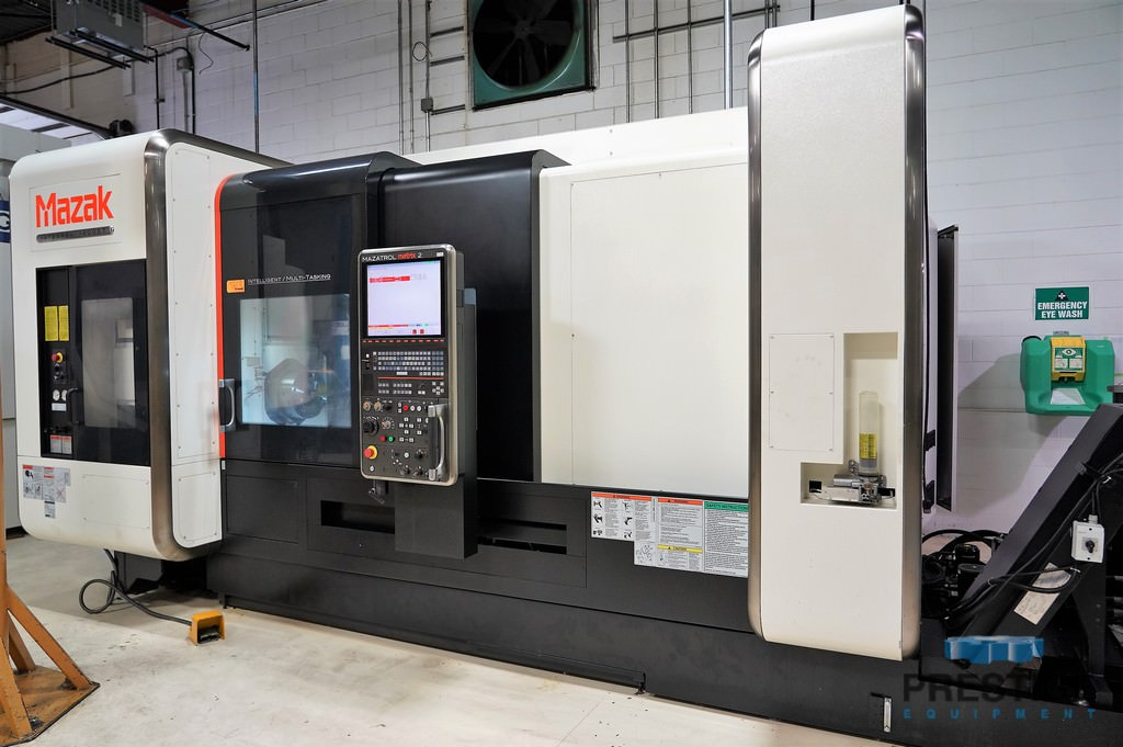 MAZAK-Integrex-i400-ST-5-Axis-CNC-Turning-&-Milling-Center