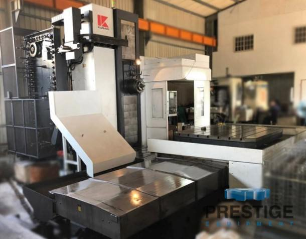 Kuraki-5.12-AKB-13-CNC-Table-Type-Horizontal-Boring-Mill