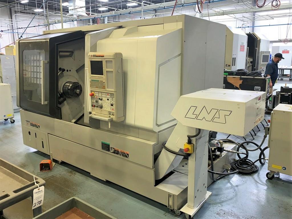 Mori-Seiki-NLX2500Y-700-CNC-Turning-&-Milling-Center