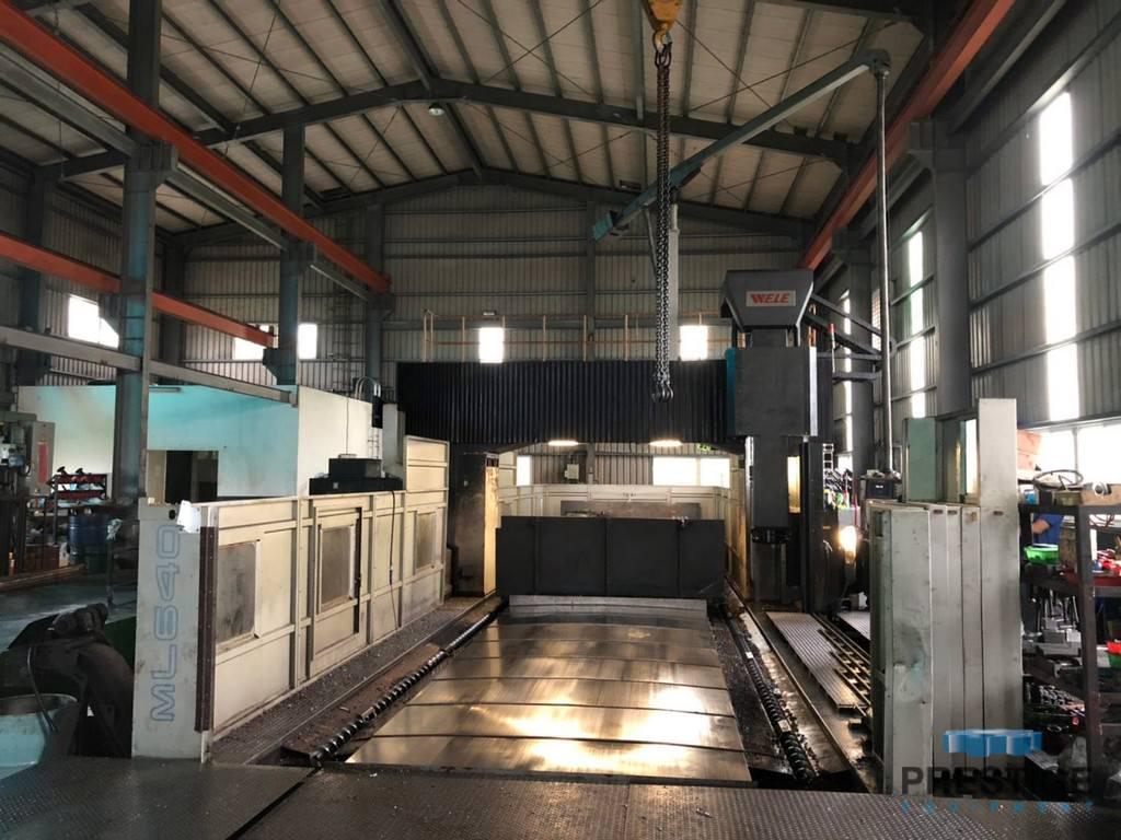 Wele-ML-640-CNC-Bridge-Type-Double-Column-5-Face-Machining-Center