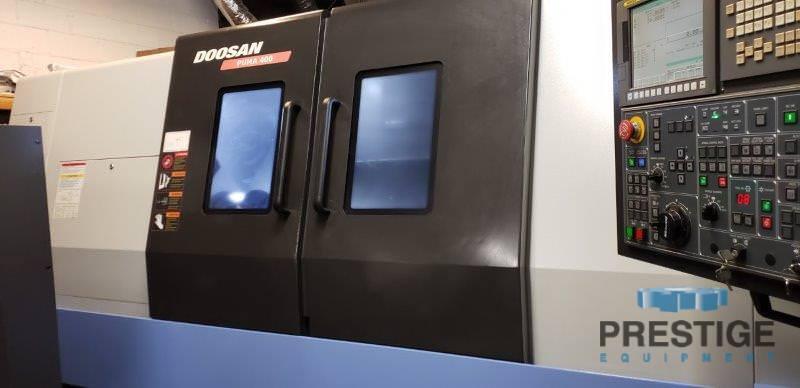 Doosan-400B-CNC-Lathe