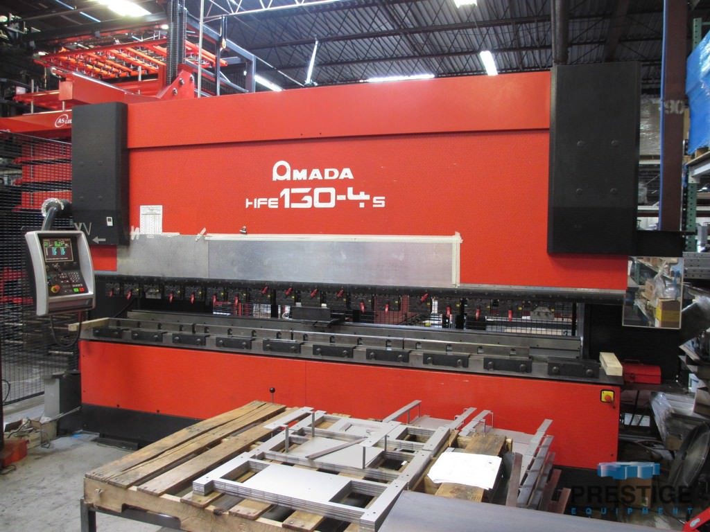Amada-HFE-130-4s-144-Ton-x-13.7-8-Axis-CNC-Press-Brake