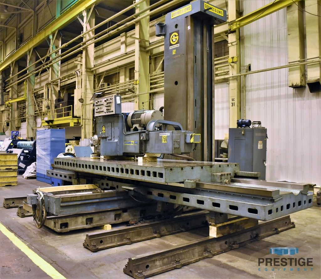 Giddings-&-Lewis-70-H6-T-6-Table-Type-Horizontal-Boring-Mill