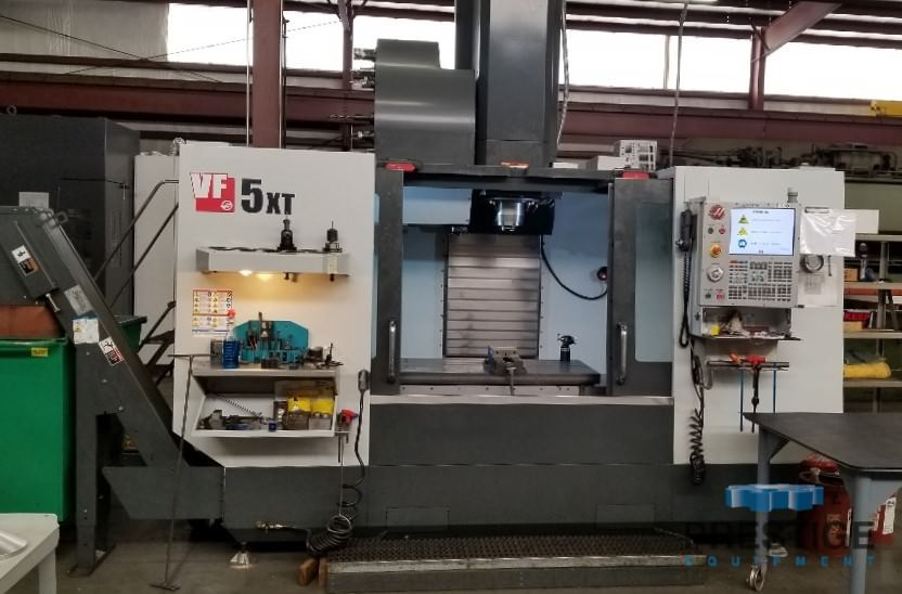 Haas-VF-5-50XT-CNC-Vertical-Machining-Center