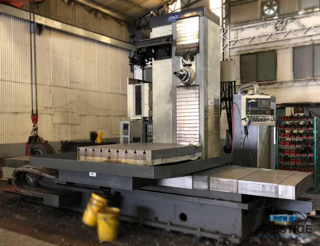 Femco-BMC-110T3-4.33-CNC-Horizontal-Boring-Mill